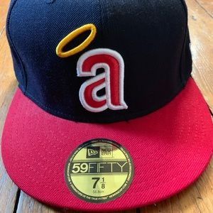 LA Angels New Era Fitted Hat